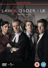 Bradley Walsh Jamie Bamber-law and Order - UK Season 2 DVD