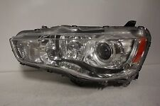 08 09 10 11 12 13 14 15 MITSUBISHI LANCER EVOLUTION EVO X HEADLIGHT LEFT DRIVER