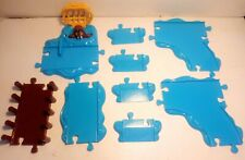 Paw Patrol Replacement Road Tracks Lot of 9 Intersections Ramps Strait Walrus