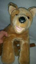 """Toys R Us 26"""" German Shepherd Dog Plush Animal Alley Plush"""