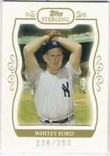 Not Authenticated 2008 Season Baseball Cards