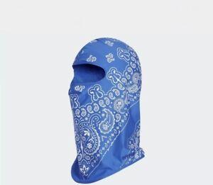 IVY PARK x adidas Rodeo Balaclava Glory Blue Face Covering