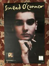 SINEAD O'CONNOR  I Do Not Want...  rare original promotional poster