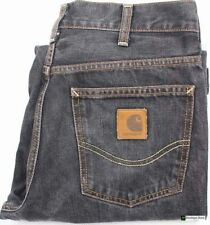 Carhartt Mid Rise Classic Fit, Straight Jeans for Men