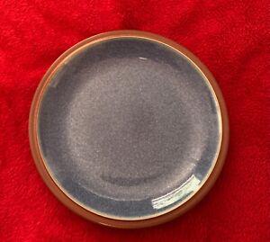 Denby Juice BERRY BLUE Tea / Side Plate -Stamped (1)