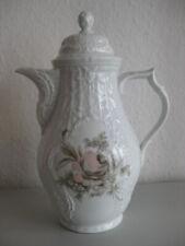 Rosenthal Sanssouci Braune Rose  ♥ Kaffeekanne für 6 Personen ♥ 1,2 Liter
