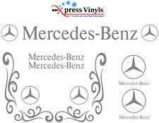 Mercedes truck decal MEGA PACK van graphics stickers Actros Atego Axor Sprinter