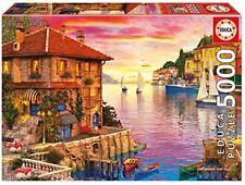 Educa - puzzle 5000 Puerto Mediterraneo