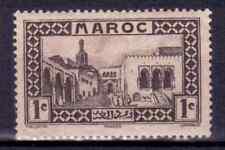 1933-34  MAROC  Y & T   N° 128   Neuf *  AVEC CHARNIÈRE