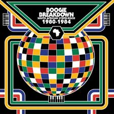 Various Artists : Boogie Breakdown: South African Synth-disco 1980-1984 CD