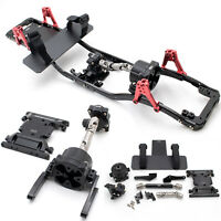 KYX Aluminium Alloy Transmission Gearbox Getriebe für Axial SCX10 II RC Auto Car