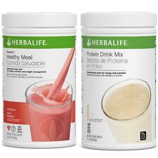 Herbalife Formula 1 Healthy Meal shake and Protein Drink Mix (ALL FLAVOR )