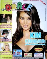 Kim Kardashian Magazine 2009 Orale Los Angeles Spanish The Kardashians Photo