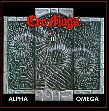 CRO-MAGS - Alpha Omega - CD Rare Oop Slayer Hatebreed Megadeth Punk Thrash Metal