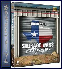 STORAGE WARS -  TEXAX - THE COMPLETE SEASON 1 **BRAND NEW DVD **