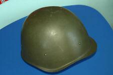 Helmet  Romanian Popular Army SSH40 Casco Stahlhelm  Warsaw Pact  dated
