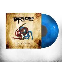 BRIDE - SNAKE EYES (*NEW-Blue Vinyl, 2018, Retroactive) Christian Metal