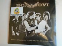 BON JOVI Amora Ballroom 1984 LP 2015 new mint sealed vinyl 180g