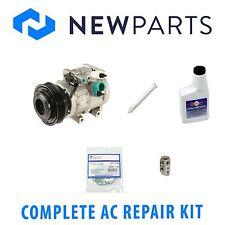 For AC A/C Repair Kit w/ OEM Compressor & Clutch for Kia Sorento 07-09