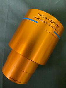 ISCO OPTIC Ultra Star HD 90mm Cine Projection Lens  NIB