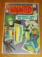 HAUNTED #13 FN (6.0) CHARLTON COMICS DITKO JULY 1973+