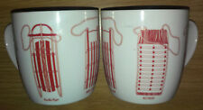 2 Cups Vtg Snow Sled Royal Ace Pacer Speed-Away Flexible Flyer Fleetwing Racer