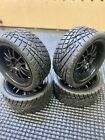 1/10 scale on road wheels and tires