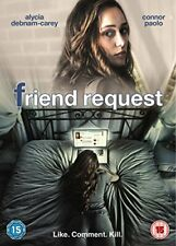 Friend Request [Includes Digital Download] [DVD] [2016][Region 2]