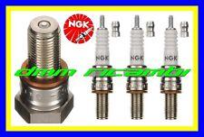4 Candele originali NGK RACING R0045J10 APRILIA RSV 1000 SP 99>00 1999 2000