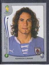 Panini - Brazil 2014 World Cup - # 277 Edinson Cavani - Uruguay - Platinum