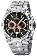New  Festina F20327/8  Mens Chrono Bike  Chronograph Watch