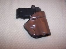 Sig Sauer P238 or P938 or Kimber Micro 9mm Paddle Holster - Tan - Right Hand