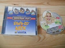 CD Pop Backstreet Boys - Shape CD Nick (2 Song) VARTA Ltd Edit JIVE ROUGH TRADE