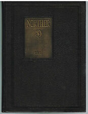 The Norther 1927 Year Book De Kalb IL Teachers College NIU Rare Book!   $