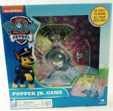 PAW PATROL NEW In Box NICKELODEON POPPER JR. Game