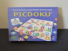 PICDOKU GAME PLAY SUDOKU WITH PICTURES 2005.
