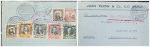 O) 1931 CHILE, ALLEGORY SALITRE SIGNIFICA PROSPERIDAD  CENTENARY OF THE 1st SHIP