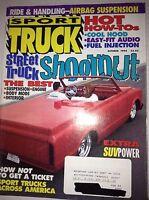 Sport Truck Magazine Street Truck Shootout October 1998 041917nonrh2