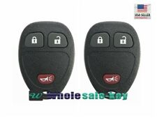 2 Keyless Entry Remote Car Key Fob Clicker Control for 2007-2009 Suzuki XL-7