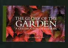 2004 Dx33 Glory of the Garden Prestige booklet - No Stamps