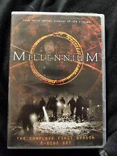 MILLENNIUM: The Complete First (#1) Season (DVD, 2004, 6-Disc Set, Fullscreen)