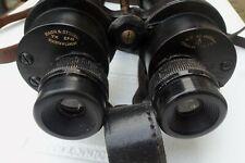 WW2 barr and stroud CF41 7x50 binoculars original accessories