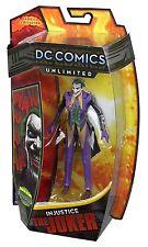"DC Comics Unlimited Joker Collector Action Figure 6"""
