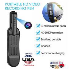 1080P HD Pocket Pen Camera Hidden Mini Cam Wireless Video Recorder DVR Camcorder