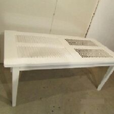 Table rectangulaire persienne ,shabby chic
