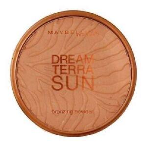 Maybelline Dream Terra Sun Tiger Bronzing Powder- 03S new sealed