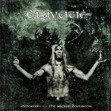 Eluveitie : Evocation I - The Arcade Dominion CD (2017) ***NEW***