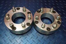 5x108 to 6x139.7 / 5x4.25 to 6x5.5 Wheel Adapters 14x1.5 stud 2 in thick x 2