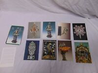 Grunes Gewolbe Dresden Collection 10 post card set Post Karten Mappe in box