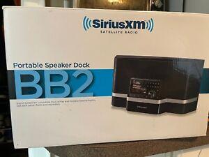 Audiovox SXABB2 Satellite Radio Receiver with Delphi indoor repeater included